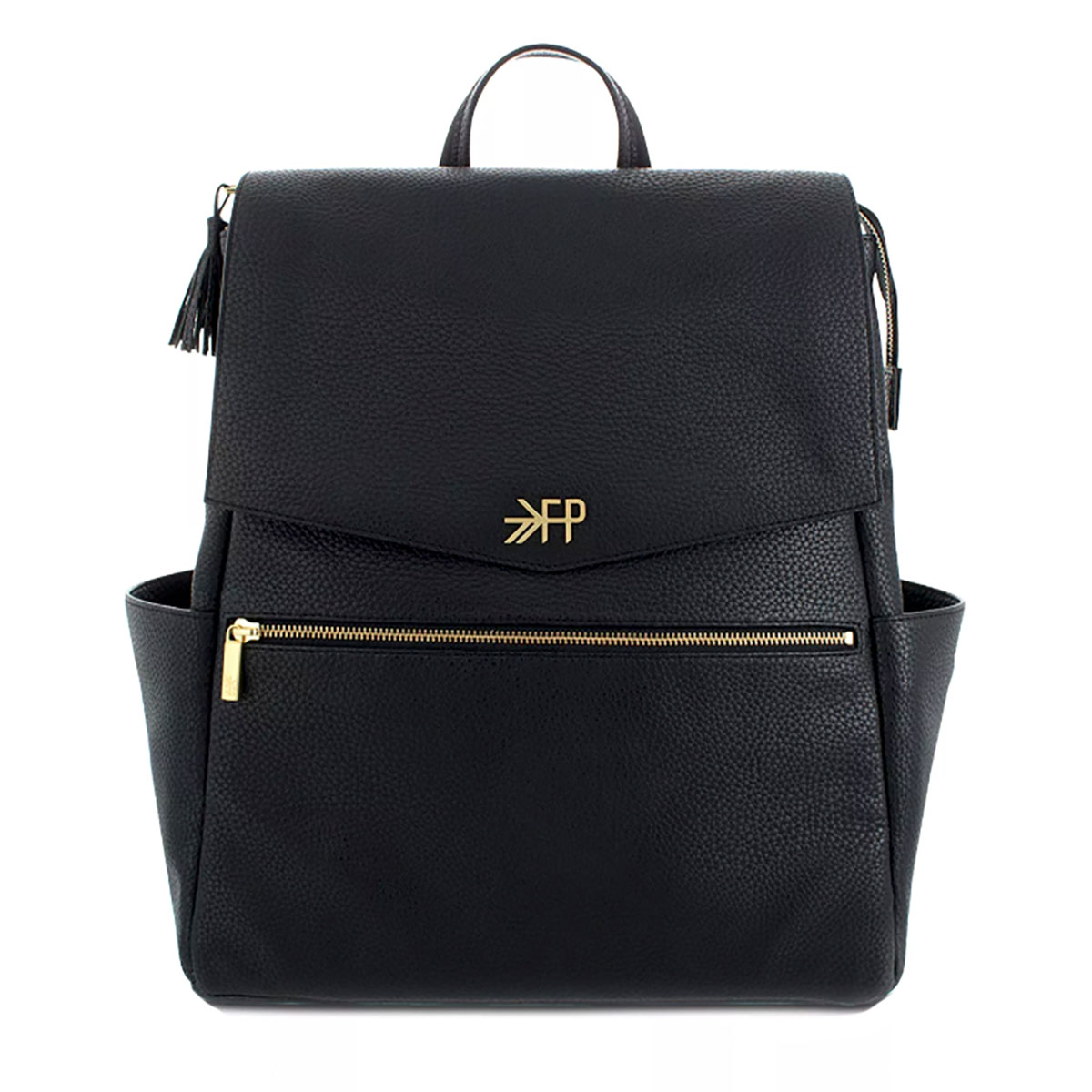 Freshly Picked Faux Leather Diaper Bag