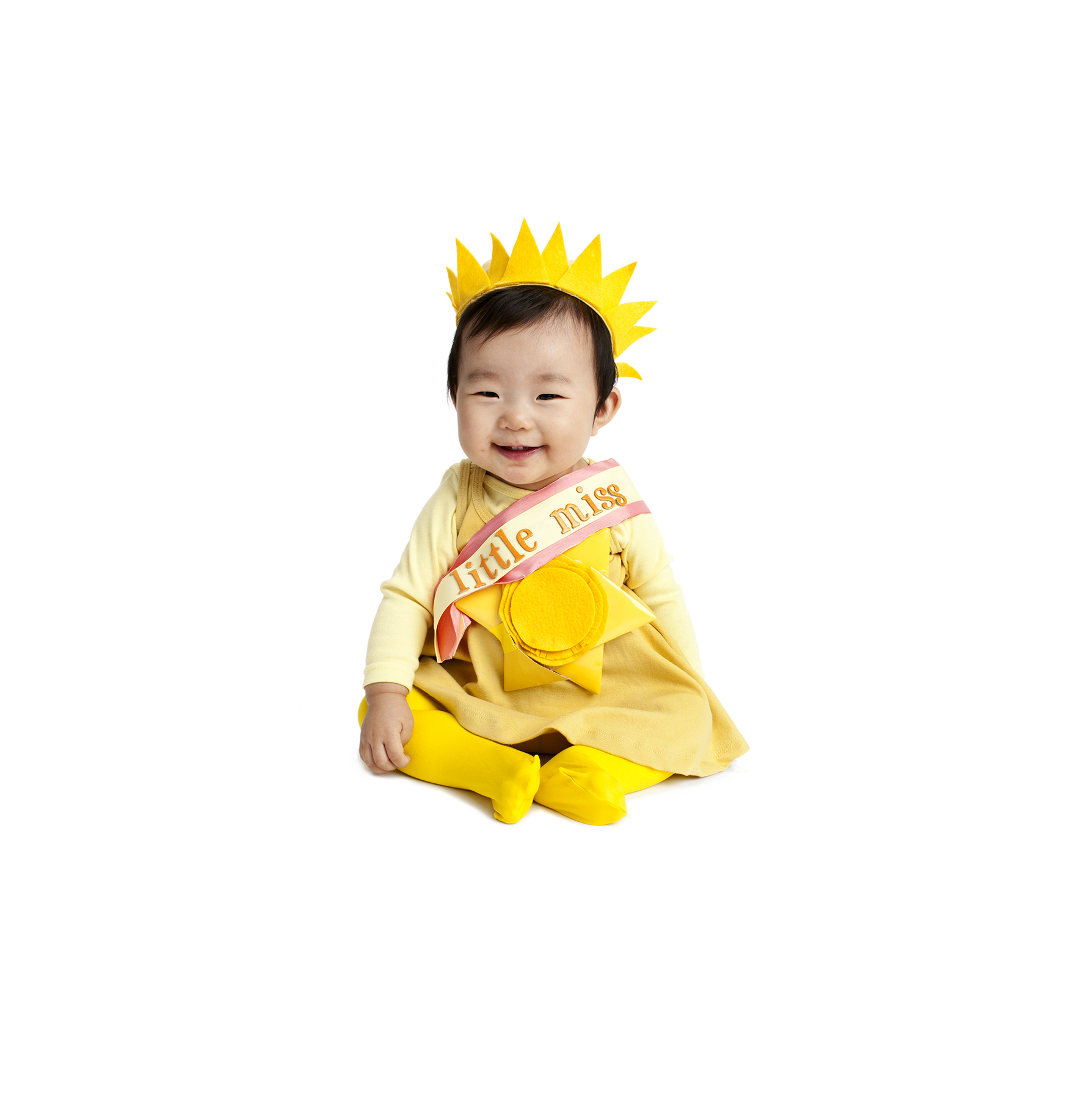 Little miss sunshine costume