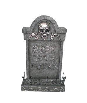 Rest Your Bones Tombstone