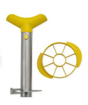 Stainlees Steel Pineapple Slicer and Dicer