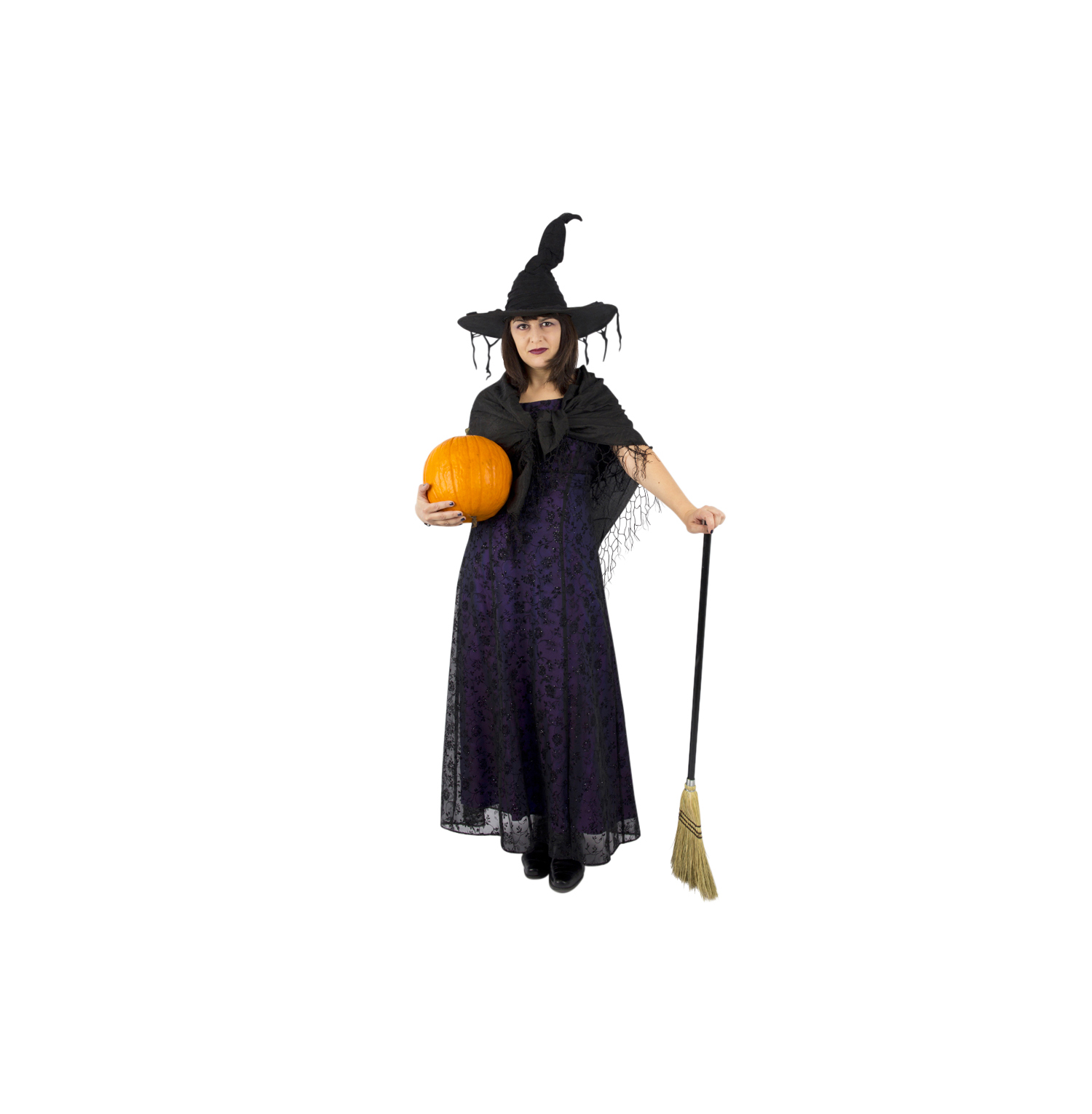 Easy last-minute Halloween costumes, ideas - Witch
