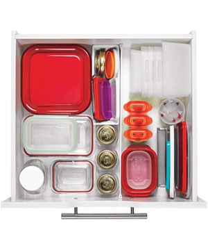 Trick Out a Food-Storage Drawer