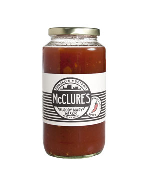 McClure's Spicy Bloody Mary Mixer