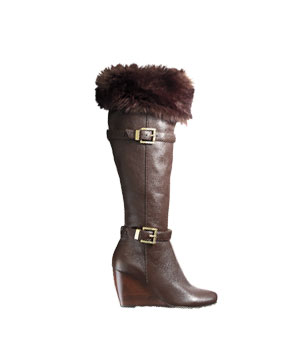 Michael Michael Kors leather boots