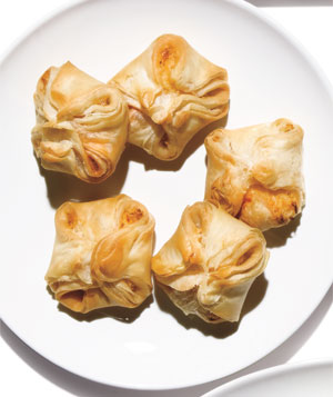 Goodwives Hors D'Oeuvres Crab Puff Pastry