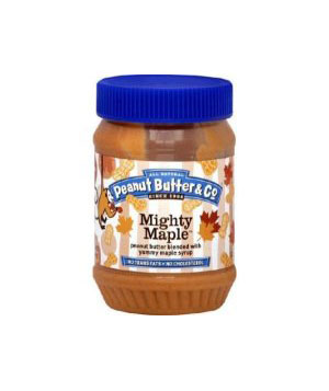 Peanut Butter & Co. Mighty Maple Peanut Butter