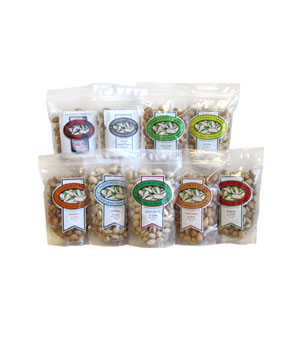 Fiddyment Farms Gourmet Pistachios In-shell Convenience Pack