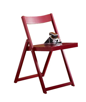 West Elm Folding Chair