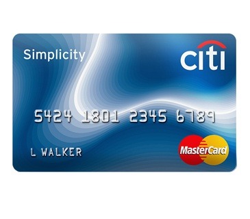 Citi Bank Credit Cards
