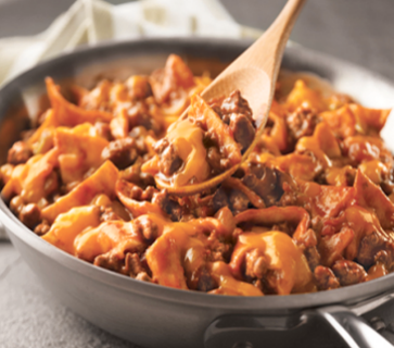 Campbell's Beef Taco Skillet