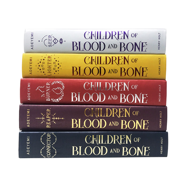 Gifts for Teens and Tweens: Children of Blood and Bone