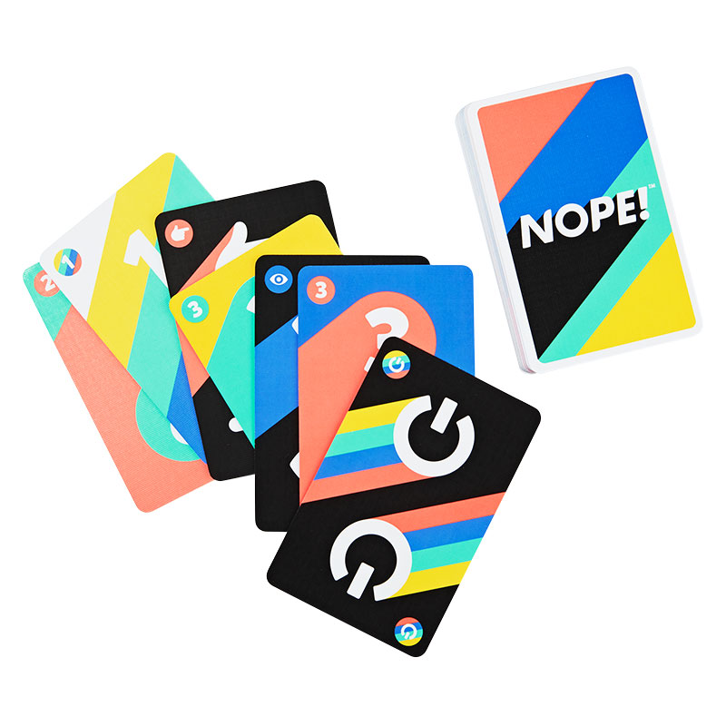 Gifts for Teens and Tweens: Nope Card Game