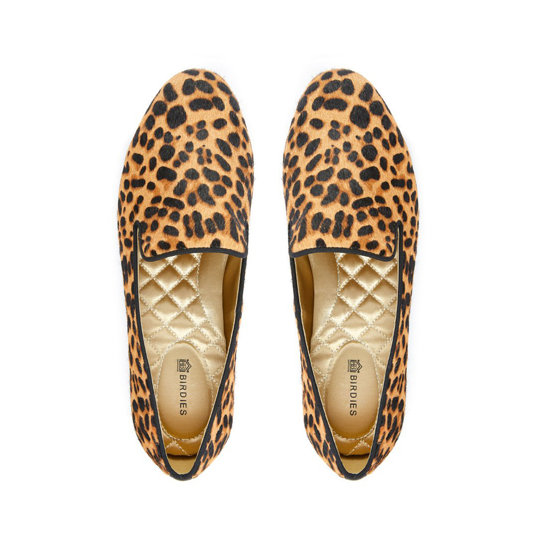 Gifts and Ideas for Teens and Tweens - Birdies The Starling in Cheetah Calf Hair