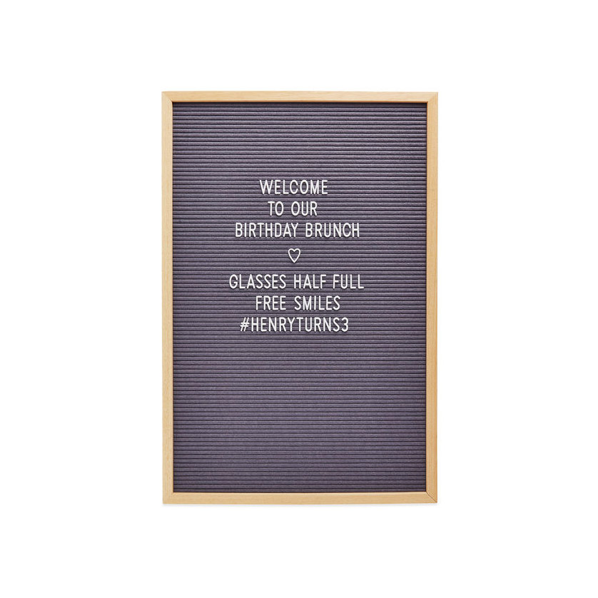 Gifts and Ideas for Teens and Tweens - Large Letter Board