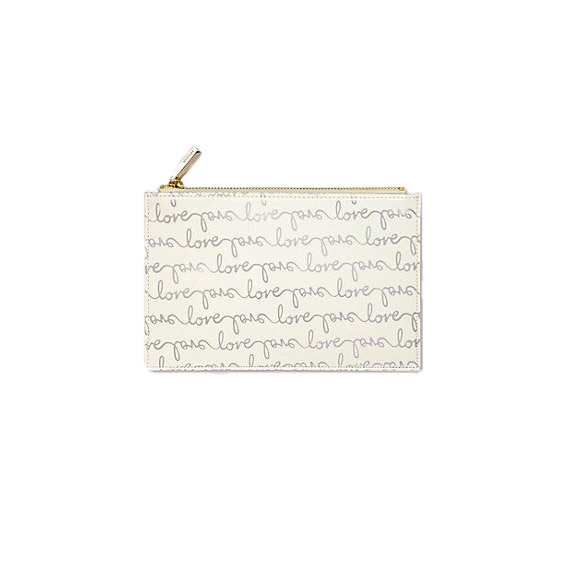 Gifts and Ideas for Teens and Tweens - Kate Spade Love Pencil Pouch