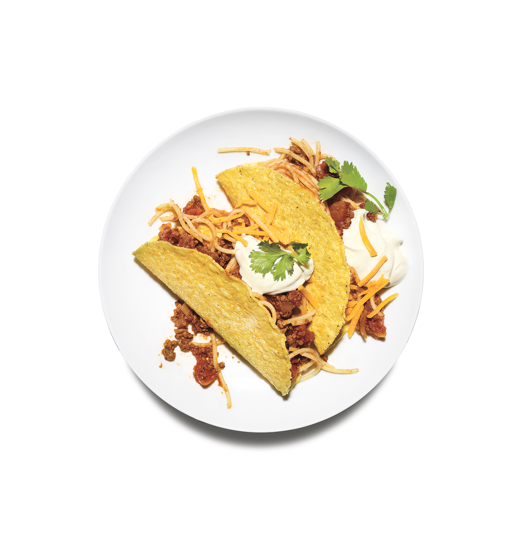Spaghetti Tacos Recipe Real Simple
