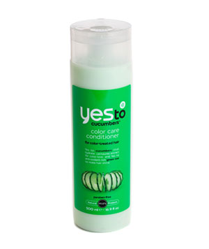 Yes to Cucumbers' Color Care Conditioner