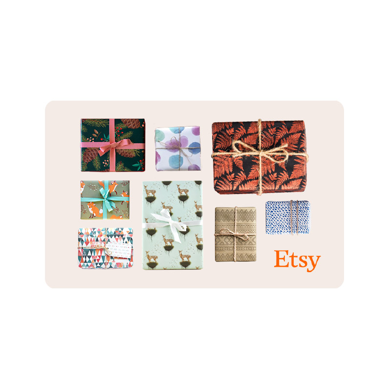 Gift card ideas - Etsy