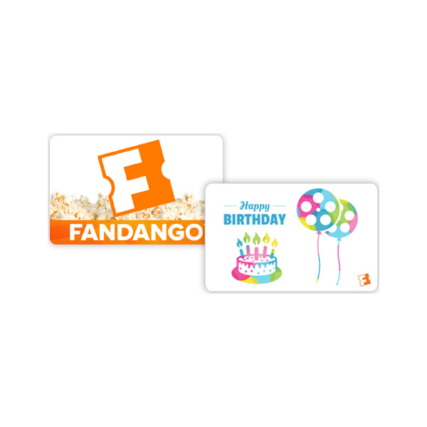 Gift card ideas - Fandango