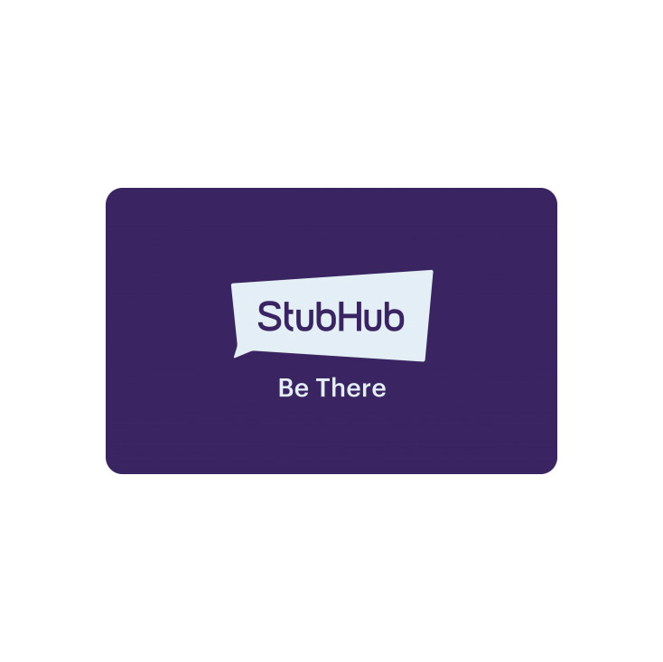 Gift card ideas - StubHub