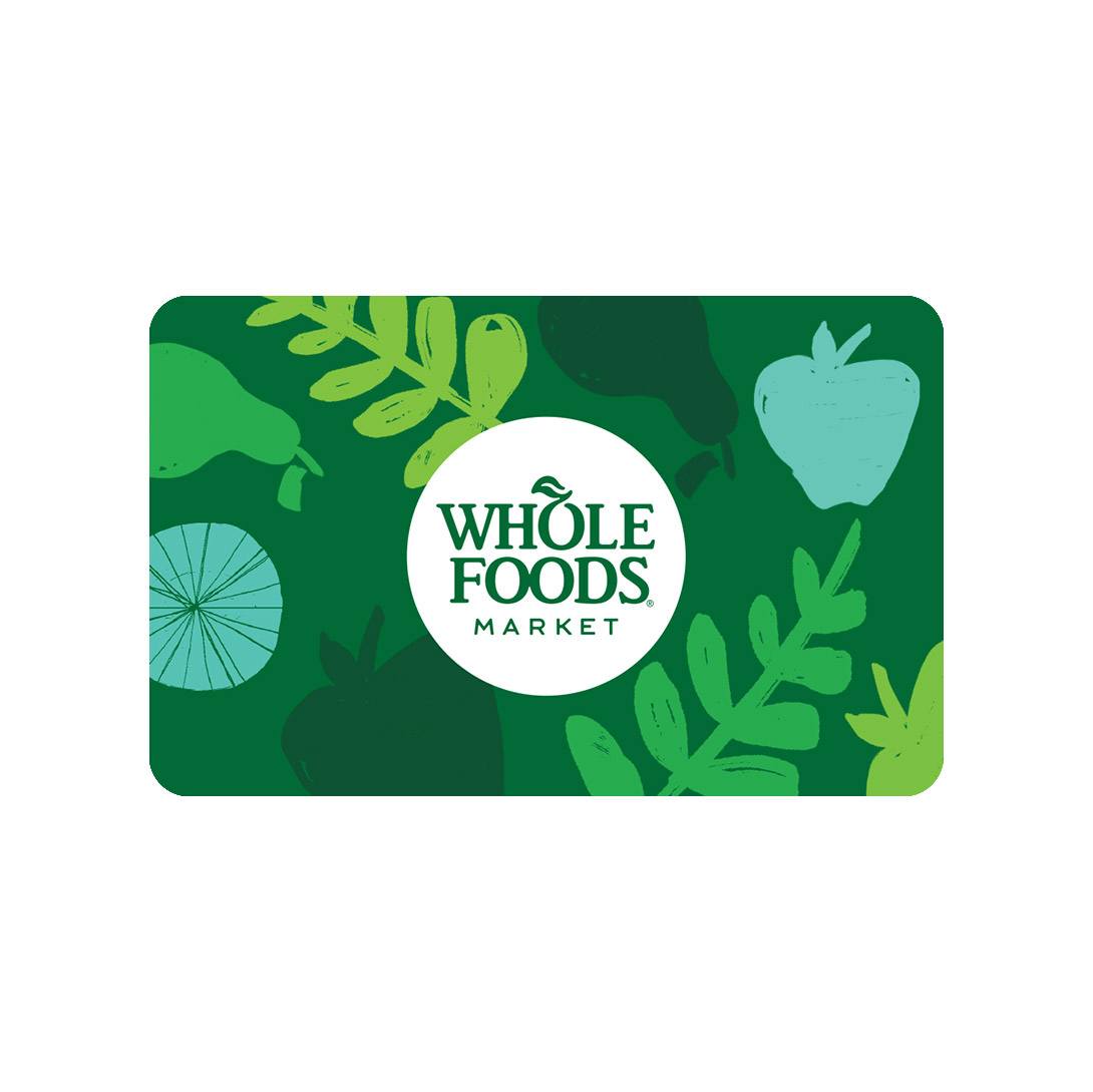 Gift card ideas - Whole Foods