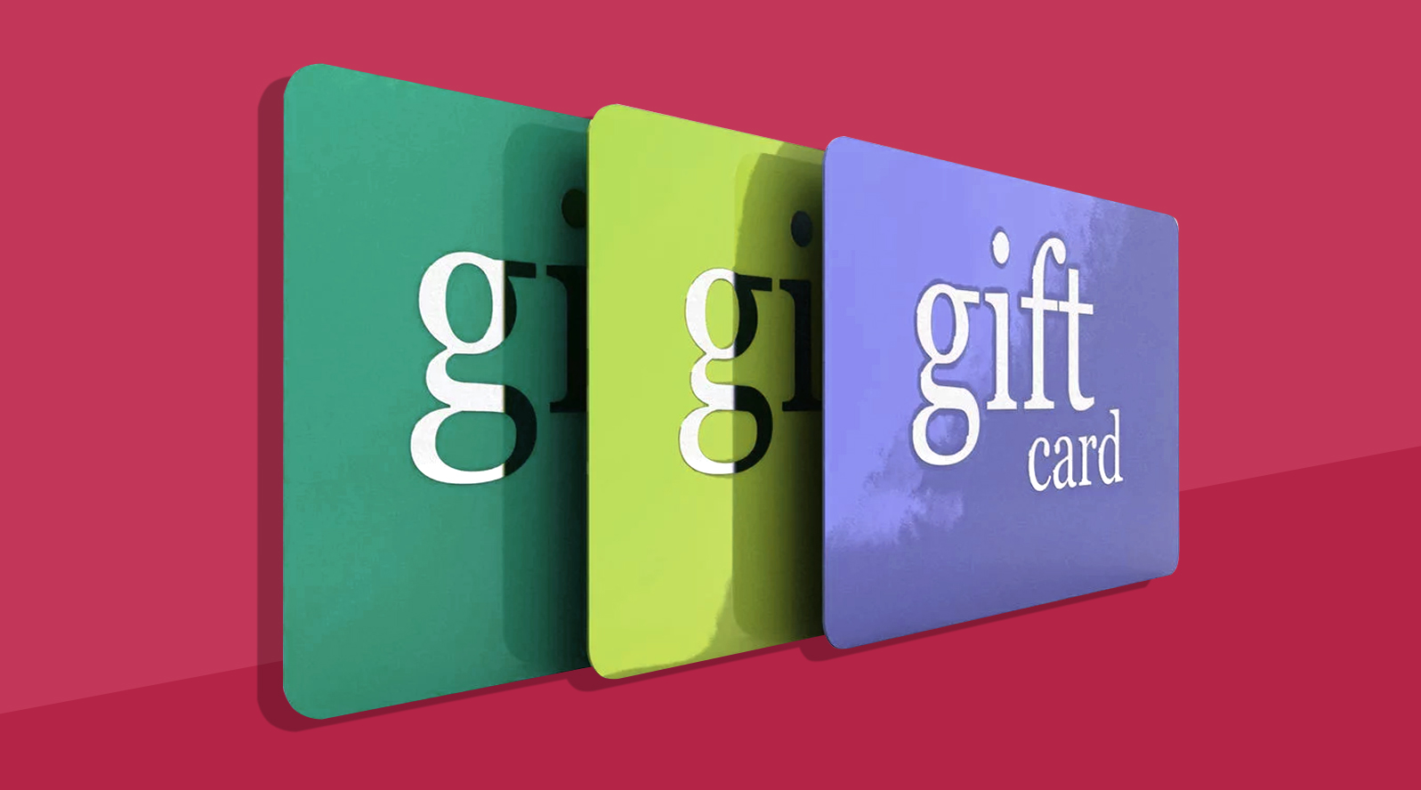 Gift card ideas - thoughtful, creative gift cards to give for Christmas, birthdays, and more