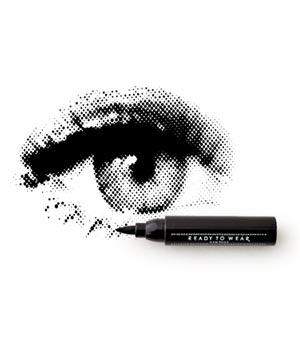 Ready to Wear Line by Design Black Eyeliner