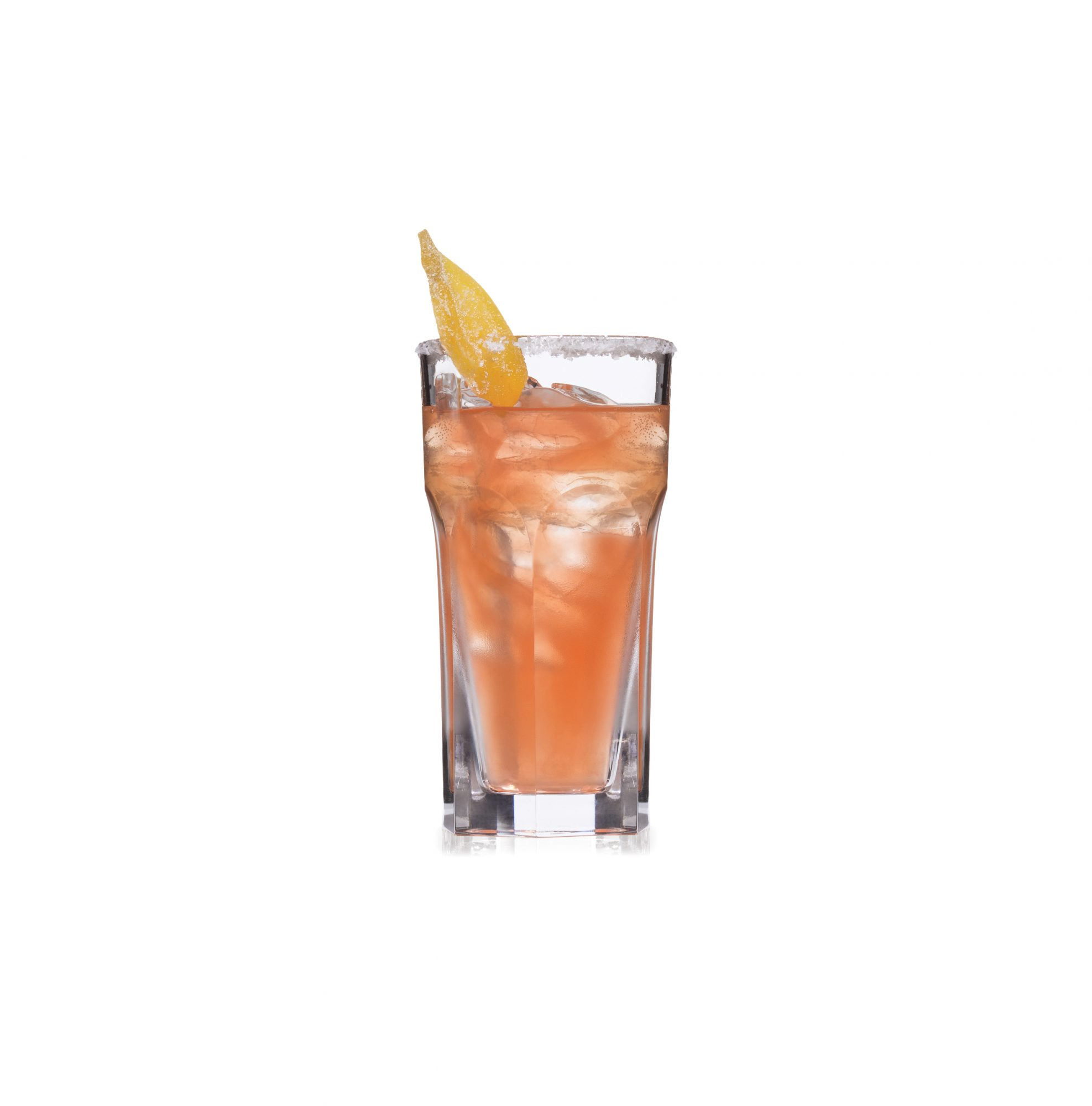 Rum and Grapefruit Spritzer