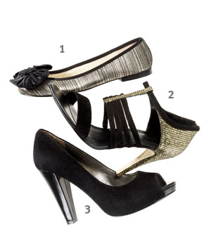 Party Skirt Shoes