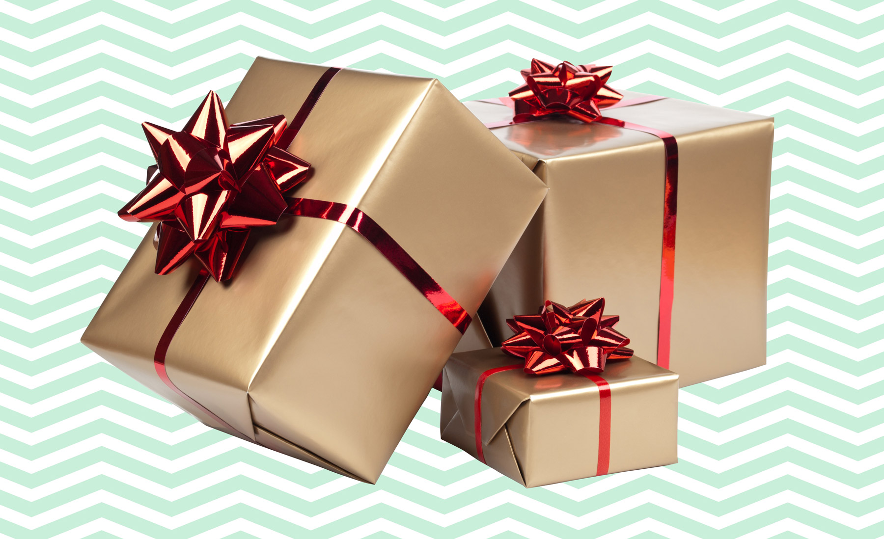 How to wrap a present or gift - guide to wrapping presents and boxes