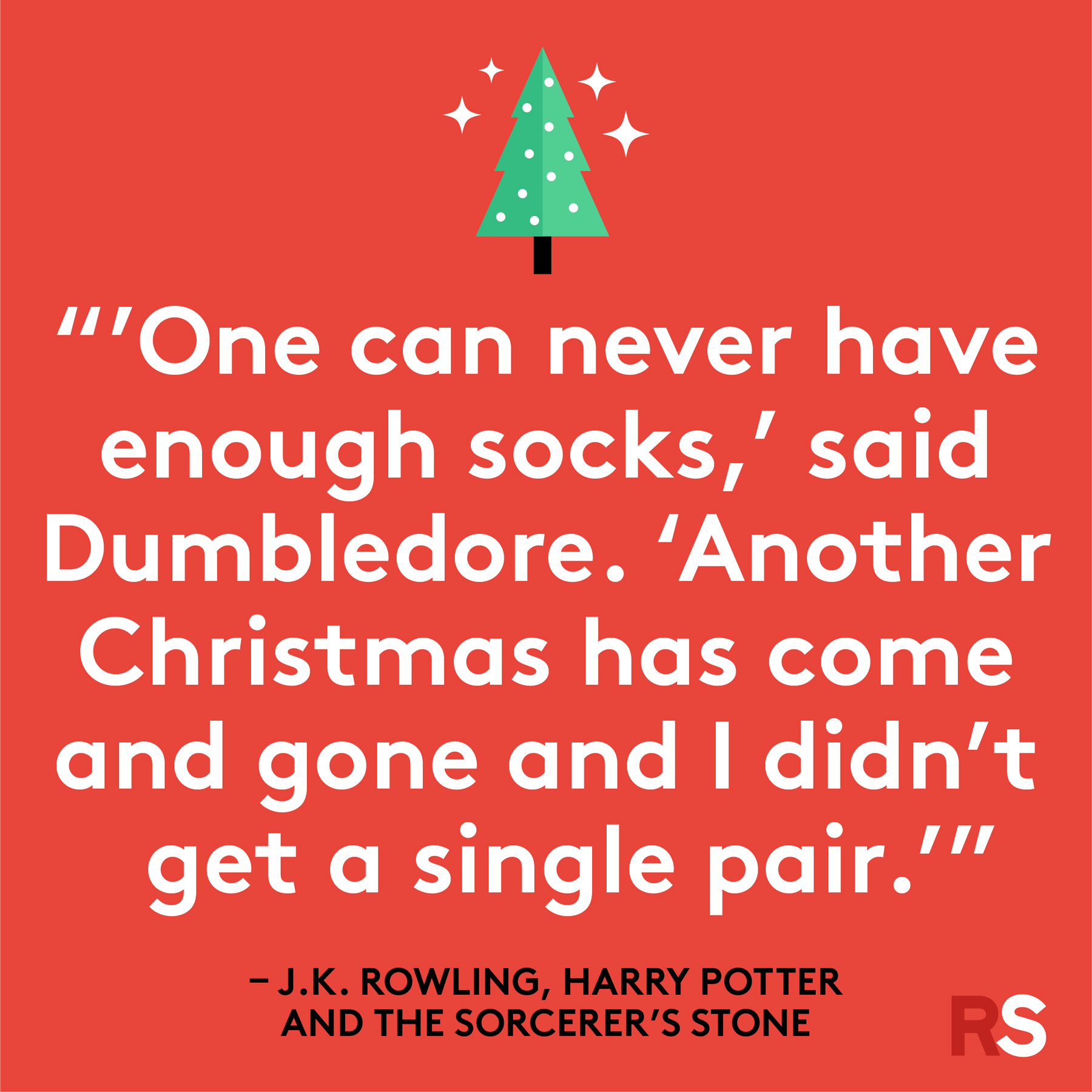 Best Christmas quotes - J.K. Rowling, Harry Potter and the Sorcerer's Stone