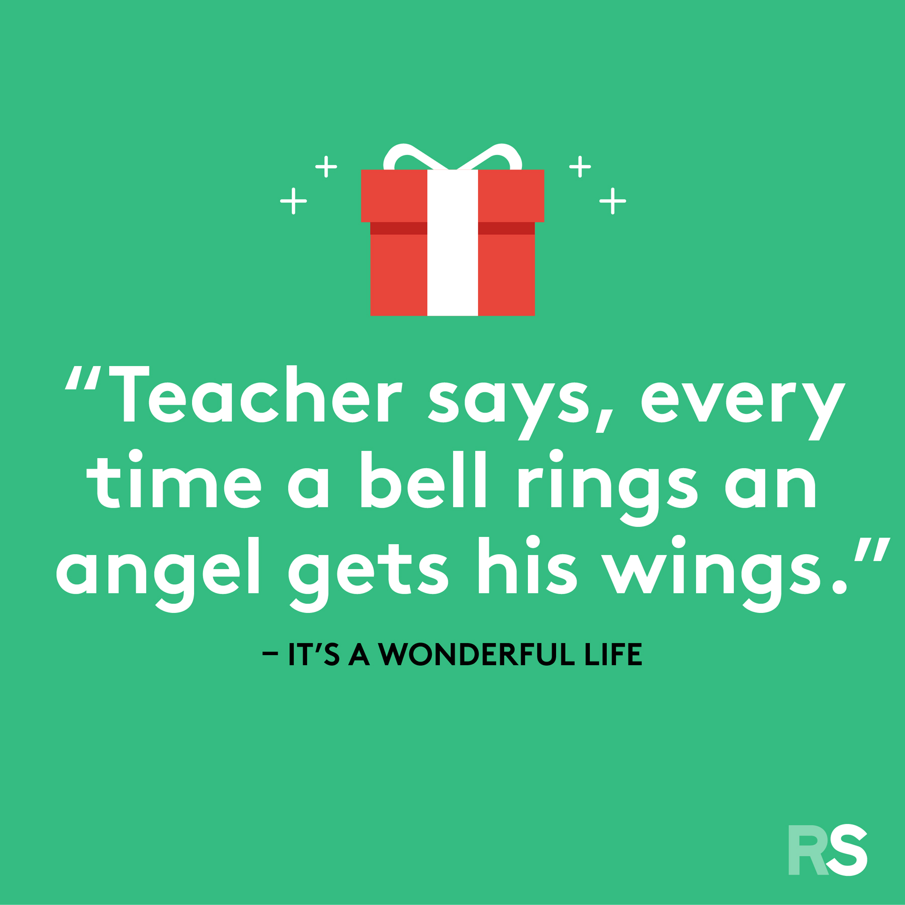 Best Christmas quotes - It's a Wonderful Life