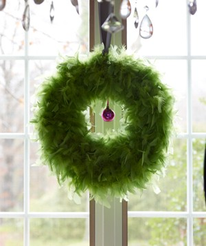 Christmas decoration ideas - Window Dressing