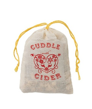 Cuddle With Cider Mulling Spices Sachet