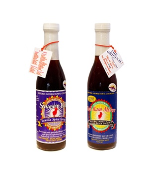 Red Ram Mixer Hot Buttered Rum and Vanilla Spice Drink Mix