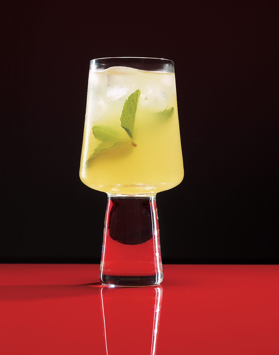 Pineapple Mint Punch
