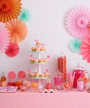 Outstanding Creative Dessert Table Ideas Real Simple Funny Birthday Cards Online Overcheapnameinfo