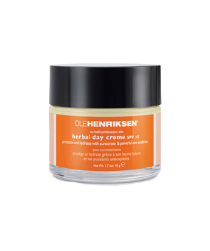 Ole  Henriksen's Herbal Day Creme SPF 15