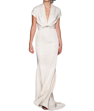 Reem Acra Lovely Lady Gown