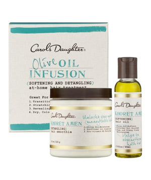 Carol's Daughter's Olive Oil Infusion At-Home Treatment