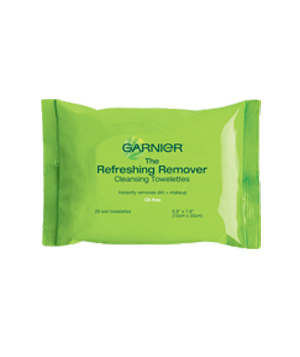Garnier Refreshing Remover Cleansing Towelettes