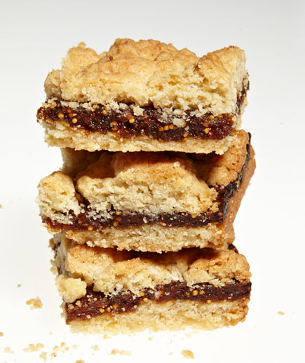 Fig Crumb Bars