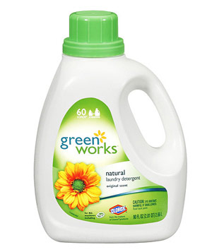 Greenworks Free & Clear Laundry Detergent
