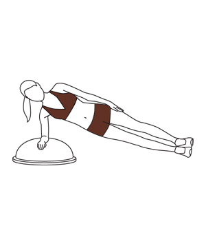Move 2: Side Plank