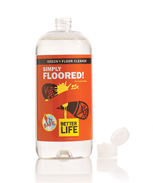 Better Life Simply Floored!