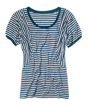 Coldwater Creek Rayon-and-Spandex Shirt