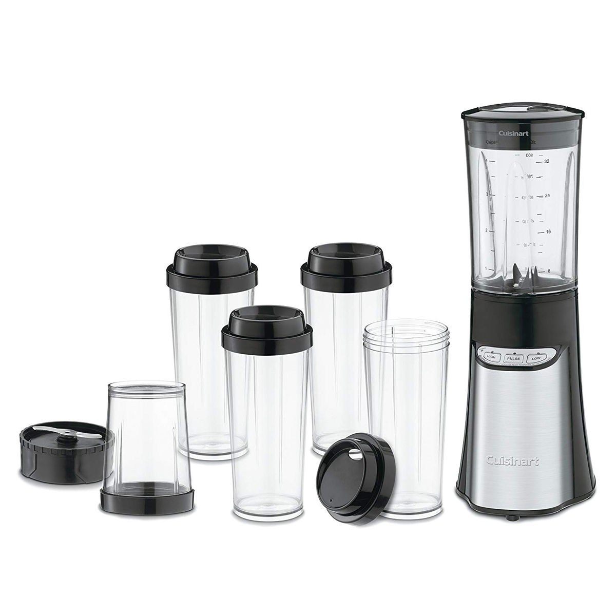 Best Personal Option: Cuisinart Compact Portable Blending/Chopping System