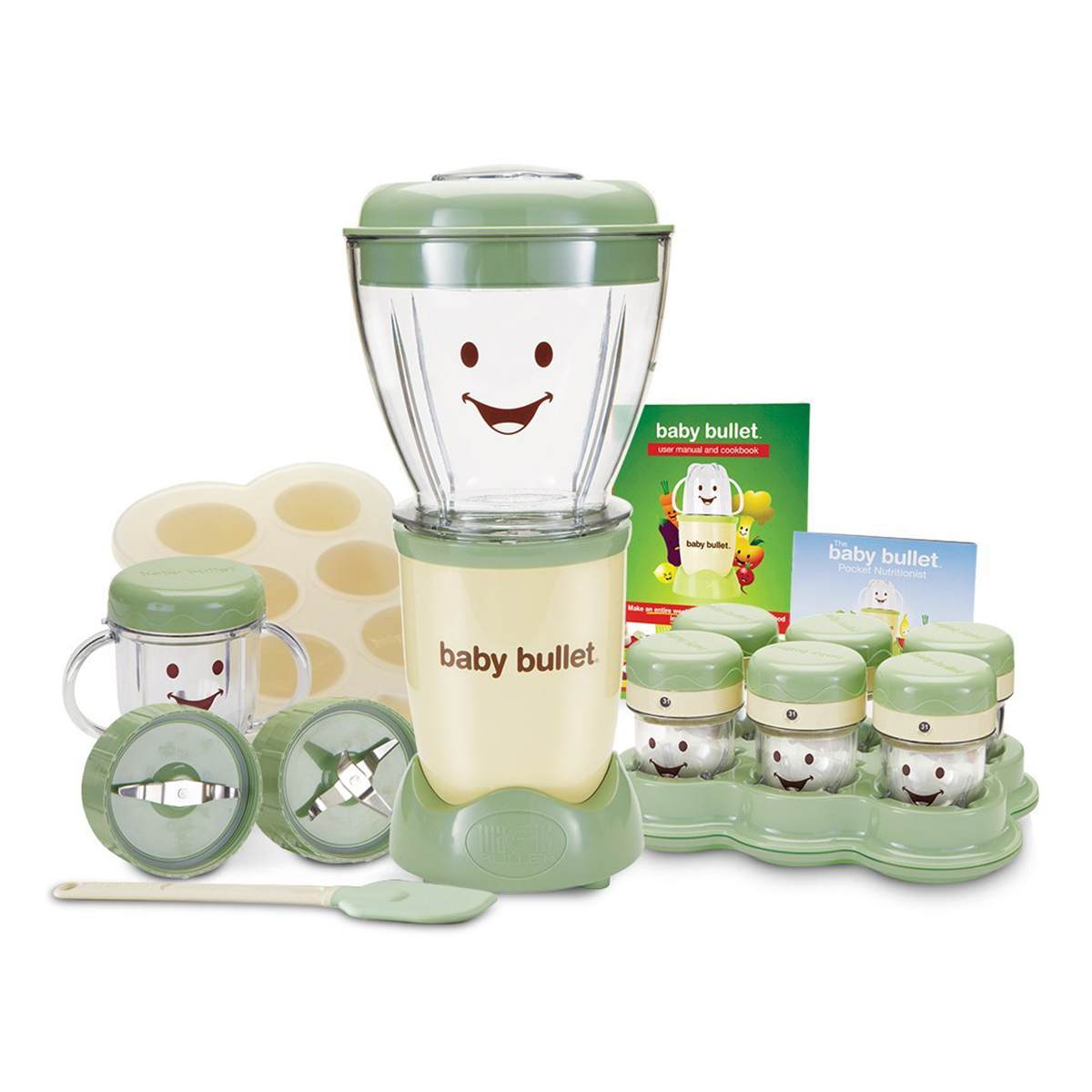 Magic Bullet Baby Food Maker