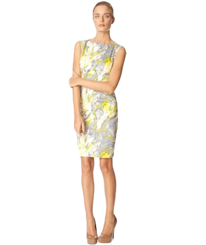 French Connection Colette Floral Dress