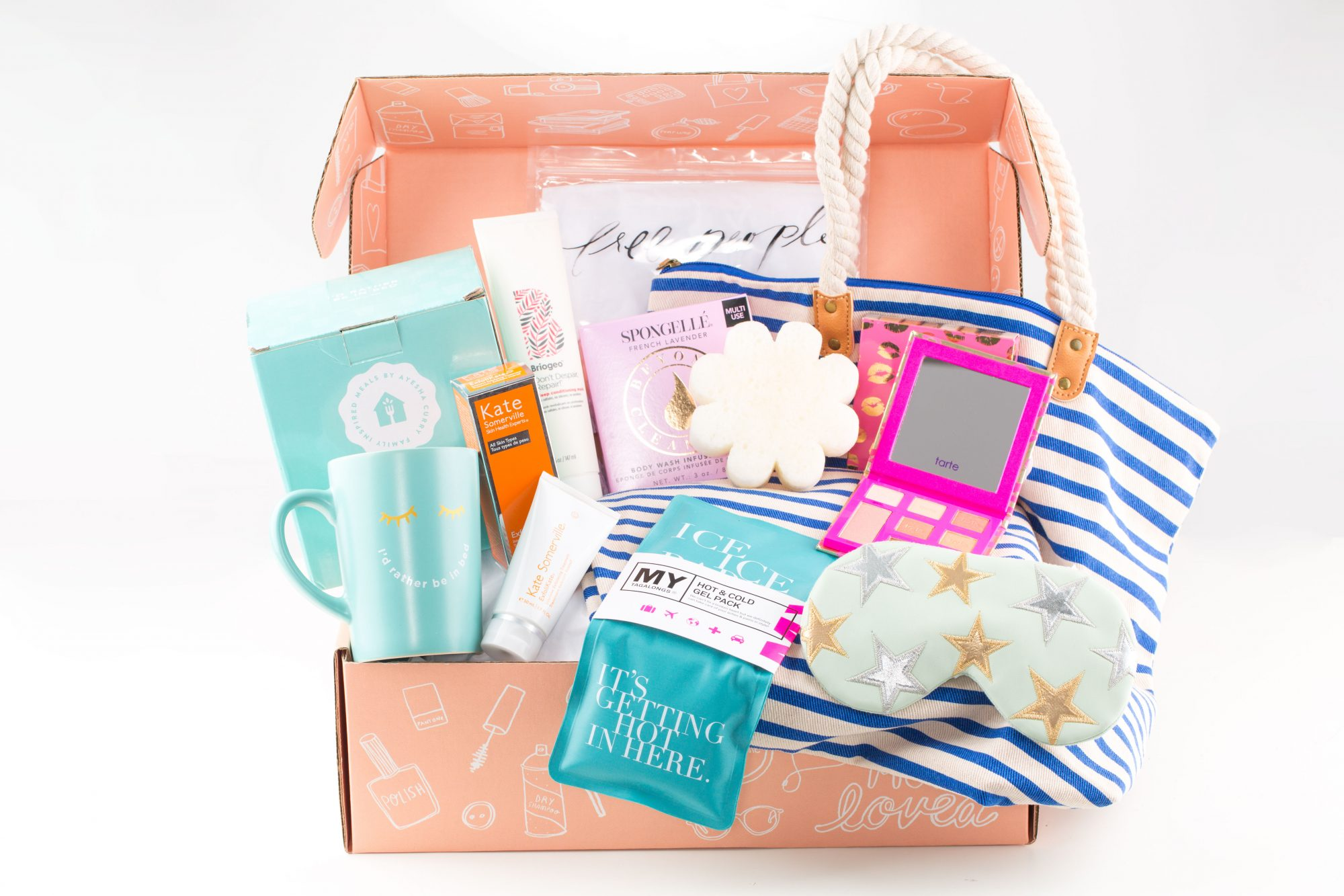 Fab Fit Fun spring 2018 box